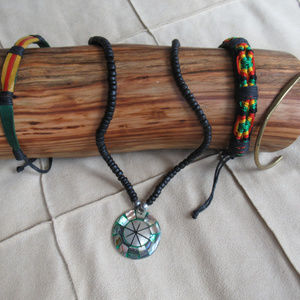 Other - Bracelet trio & Shell necklace set